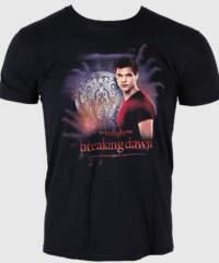 Pánské tričko  Twilight – Breaking Dawn – Jacob Tattoo – LIVE NATION – P ...