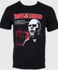 Pánské tričko  Day of the Dead – Darkest Day of Horror – Black – IMPACT – ...