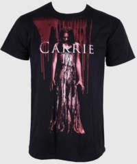 Pánské tričko  Carrie – Blood Drips – LIVE NATION – PE10113TSB