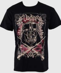 Pánské tričko  Star Wars – Metal Vader – PLASTIC HEAD – PH7850