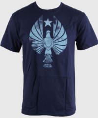Pánské tričko  Pacific Rim – Logo – Navy – LIVE NATION – 10323