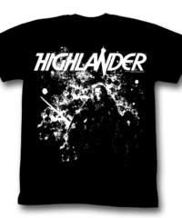 Pánské tričko  Highlander – Boom – AC – HL512