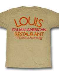 Pánské tričko  Kmotr – Louis Restaurant – AC – GF5117