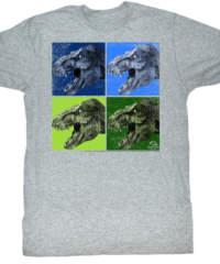 Pánské tričko  Jurský park – Ermuhgerd Grrr – AC – JUR5147