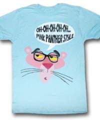 Pánské tričko  Růžový Panter – Style – AC – PNK5118