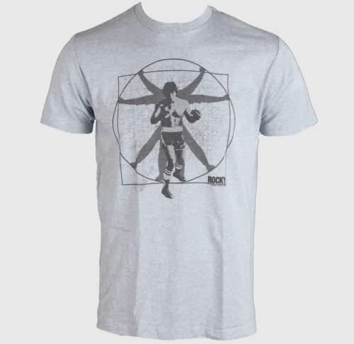 Pánské tričko  Rocky – Vitruvian Rocky – AC – RK5263