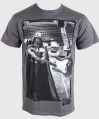 Pánské tričko  Star Wars – Vader Guitar – PLASTIC HEAD – PH8052