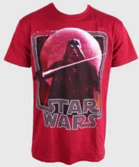 Pánské tričko  Star Wars – Vader Lightsaber – PLASTIC HEAD – PH7849