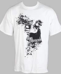 Pánské tričko  Sons Of Anarchy – Shattering Gun – LIVE NATION – PE11352TSWP