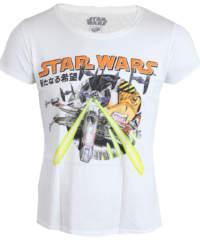 Pánské tričko  Star Wars – Manga X-Wing Fotl- LIVE NATION – PE11996SKWP