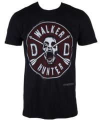 Pánské tričko  The Walking Dead – Zombie Arrow – Black – INDIEGO – Indie0110