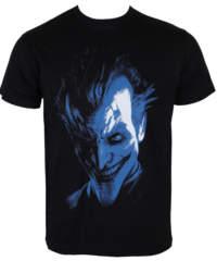 Pánské tričko  Batman –  Arkham Joker – Black – HYBRIS – WB-1-ARK1001-H57-12