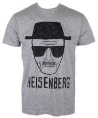 Pánské tričko  Perníkový Táta – Heisenberg Sketch – H. Grey – HYBRIS – S ...