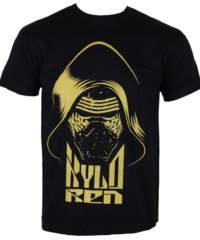 Pánské tričko  Star Wars – Kylo Ren – Black – HYBRIS – LF-1-SW049-H58-11
