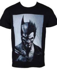 Pánské tričko  Batman – Batker – Black – LEGEND – MEARKAGTS012