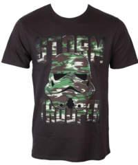 Pánské tričko  Star Wars – Mimetic Trooper – Anthracite – LEGEND – MESWS ...