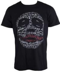 Pánské tričko  BATMAN THE DARK KNIGHT – JOKER HA OUTLINE – LIVE NATION – PE134 ...