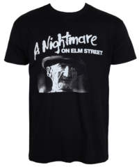 Pánské tričko  Noční můra z Elm Street – Black – HYBRIS – WB-1-NOES001-H65-7-BK