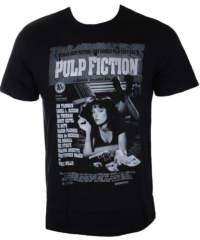 Pánské tričko  PULP FICTION – LEGEND – MEPUFIDTS009