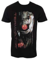 Pánské tričko  Terminator – RED EYE – TER548S