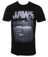 Pánské tričko  Čelisti – Shark Boat – JAW5222M