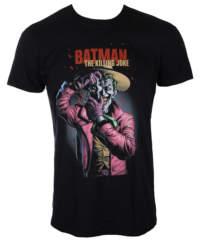 Pánské tričko  BATMAN – KILLING JOKE – BLACK – LIVE NATION – PE13887TSBP