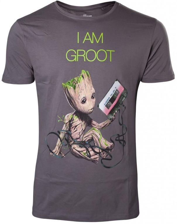 Filmové tričko Guardians of the Galaxy  – Mini Groot