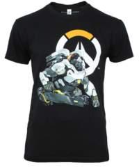 Tričko Overwatch  – Winston
