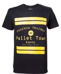 Tričko Pokemon  – Pallet Town