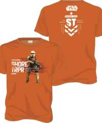 Filmové tričko Star Wars Rogue One  – Shoretrooper