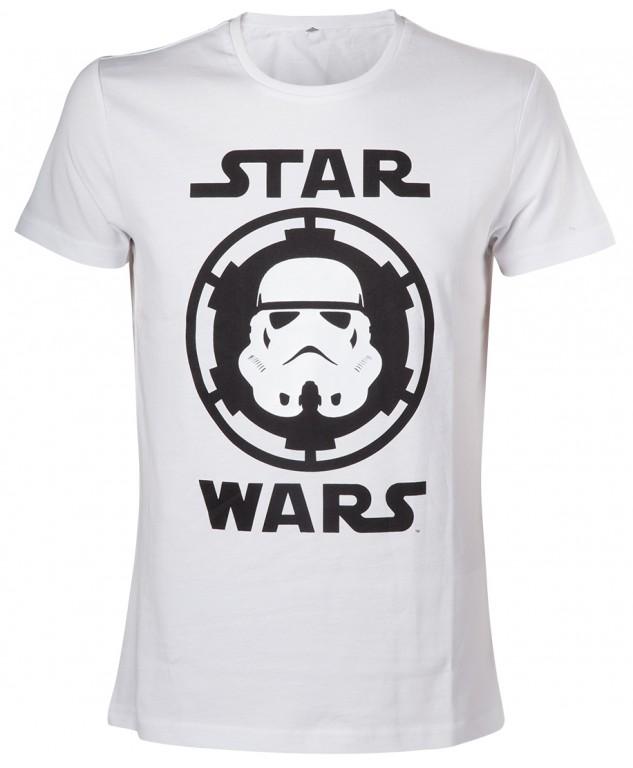 Filmové tričko Star Wars - Stormtrooper   ▻ PánskéTričko.cz d8acd80e4a