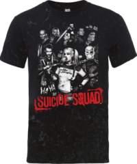 Filmové tričko Suicide Squad  – Harley's Gang