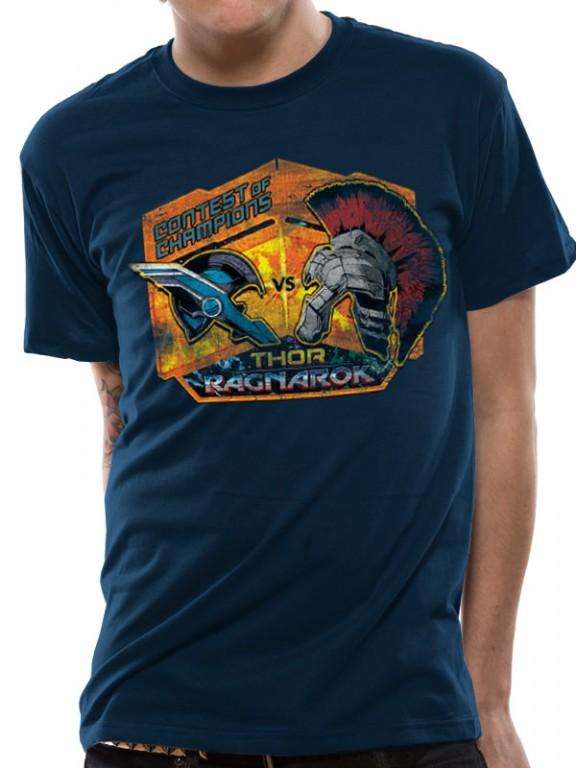 Filmové tričko Thor Ragnarok  – Contest Of Champions