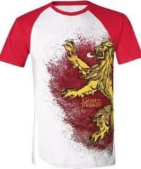 Tričko Game of Thrones – Painted Lannister Regal