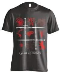 Tričko Game of Thrones – Swords Sigil