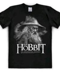 Tričko Hobbit – Gandalf