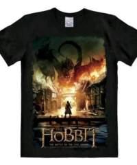 Tričko Hobbit – The Battle