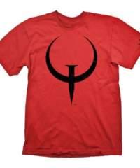 Tričko Quake Champions – Logo