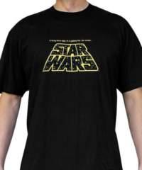 Tričko Star Wars – A long time ago