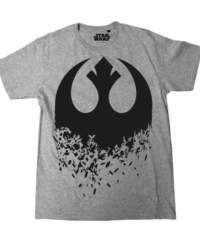 Tričko Star Wars Episode VIII – Rebel Destroy