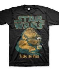 Tričko Star Wars – Jabba The Hutt