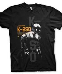 Tričko Star Wars: Rogue One – K-2SO