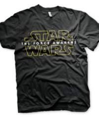 Tričko Star Wars – The Force Awakens Logo
