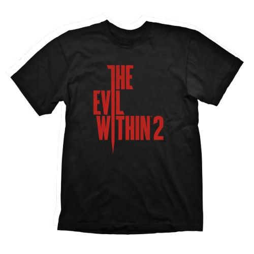 Tričko The Evil Within 2 – Vertical Logo