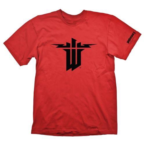 Tričko Wolfenstein 2 – Symbol