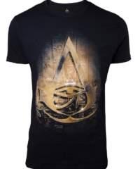 Tričko Assasins Creed Origins  – Hieroglyph Crest