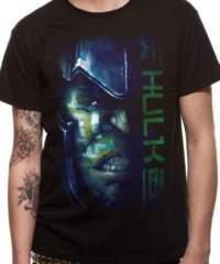 Filmové tričko Thor Ragnarok  – Hulk Script
