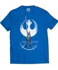 Tričko Star Wars VIII – Rey Light Side