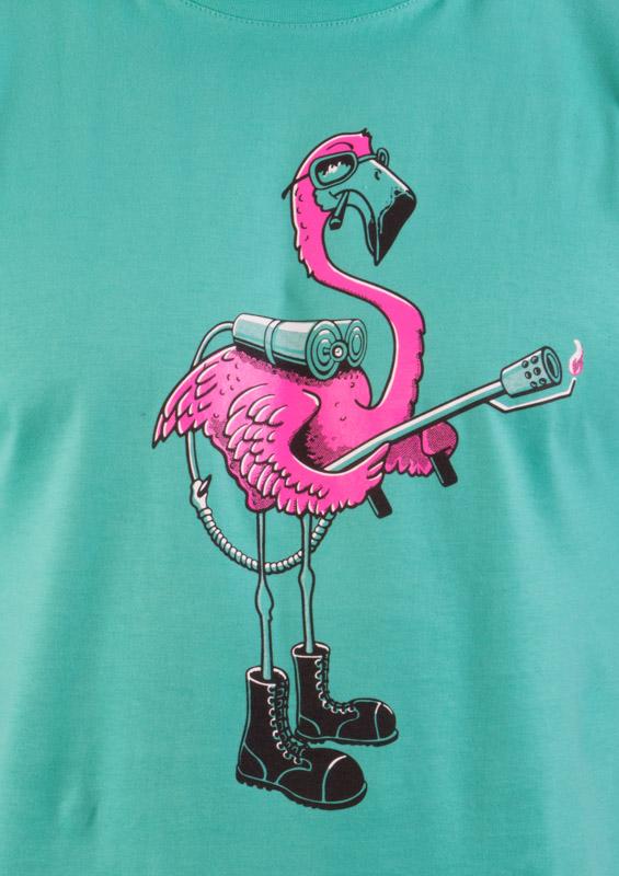Pánské tričko Plamenomeťák