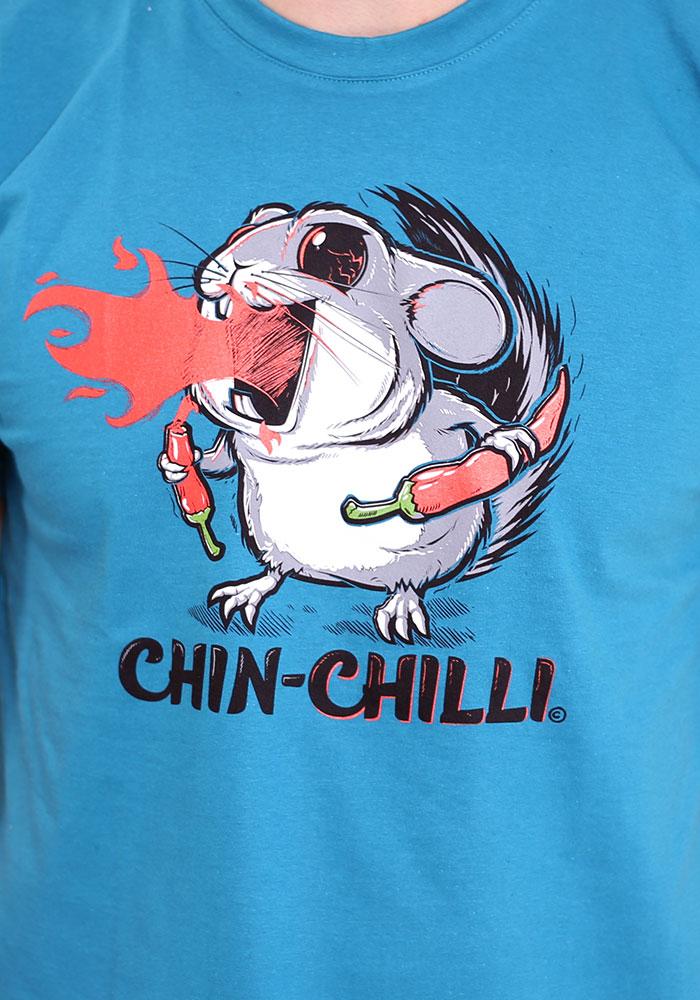 Pánské tričko Chinchilli